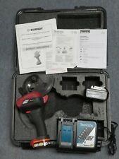 Burndy Patriot Patcut1500li 18v Copper Aluminum Cable Cutter 1 30ah Batt Amp Chrg