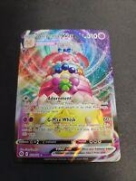 Alcremie VMAX FULL ART ULTRA RARE 023/073 Champions Path NM Pokemon TCG Card