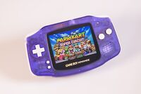 Nintendo Game Boy Advance GBA AGS 101 Brighter Mod Backlit Pick a color!