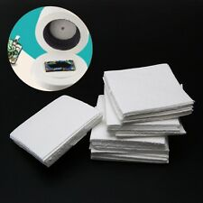 Microwave Glass Fusing Paper Sheets Square Ceramic Kiln Sheets For Home Kitchen