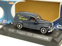 Solido 1/43 - Peugeot 203 Commerciale 4558