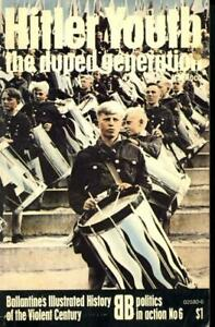 BALLANTINE'S VIOLENT CENTURY: HITLER YOUTH THE DUPED GENERATION BAL321