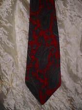 Cravatta Cravatte Tie Marcel Chanel Seta Silk  cm. 148x7 (71) ^