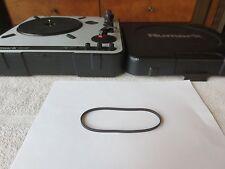 Numark PT01, PT01 USB, Touring, Ion iPT01, iPTUSB - New Turntable Drive Belt