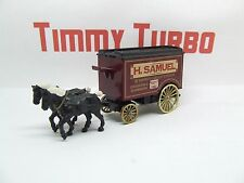 H SAMUEL JEWELLER HORSE AND CART LLEDO 110 MM LONG