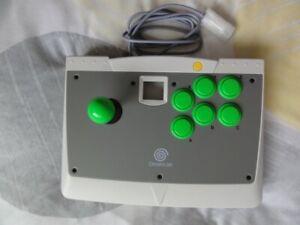 Sega Dreamcast Arcade Stick