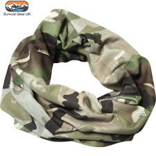 Viper Tactical Snood Army Scarf Face Wrap Hat Elastic Balaclava Head Cover V-cam