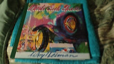 Leroy Neiman Autographed book Monte Carlo Chase Grand Prix JSA  1st Edition
