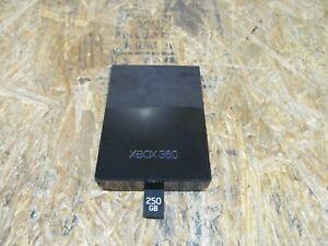 Microsoft 250GB Hard Drive HDD Storage for Xbox 360 Slim 1451 ( LOT A3375)