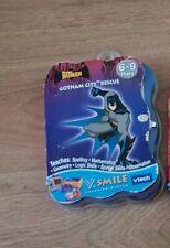 Vtech V. Smile Consola Tv Juegos de sistema de aprendizaje Batman Gotham City
