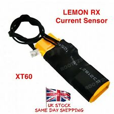 Lemon Rx Replacement Current Sensor 60A XT60 For Telemetry System UK Seller