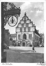 AK, Bad Salzuflen, Blick zum Rathaus, 1965
