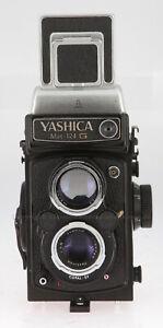 6x6 TLR Yashica Mat 124 G Yashinon 1:3,5 f=80mm, Pentacon Six-Lichtschacht  #KI