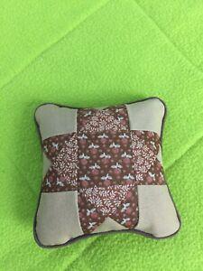 Vintage Patchwork Pin Cushion Star Pattern