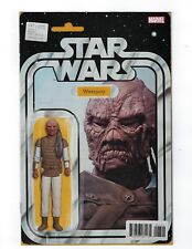 Star Wars # 47 Action Figure Weequay Cover NM Marvel