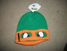 Teenage Mutant Ninja Turtles Beanie Cap mask OSFM Adult