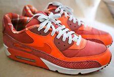 "Nike Air Max 90 QK ""Steve Nash"" Tart/ College Orange QS [314864-881] Size 12"