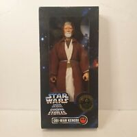 STAR WARS Obi-Wan Kenobi 12''inch Doll Figure Collector Series 27719 Kenner 1996