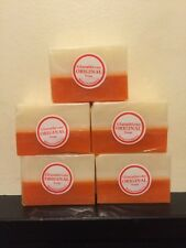 5 Bars Kojic Acid & Glutathione Dual Whitening/bleaching Soap. USA SELLER