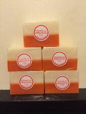5 Bars Kojic Acid & Glutathione Dual Whitening/bleaching Soap. USA SELLER