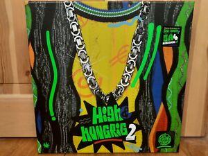 HIGH& HUNGRIG 2   LIMITED DELUXE BOX   187 STRASSENBANDE - GZUZ& BONEZ MC
