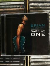 BRIAN MCKNIGHT / Back At One 1999 CD New Sealed