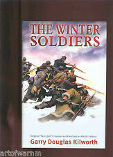 THE WINTER SOLDIERS  - Crossman series #4 - Garry Douglas. 1st UK  HB w/dj,