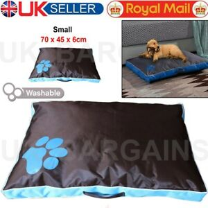 Soft Waterproof Dog Pet Warm Small Bed Mattress Cushion Double Sided Pillow Mat