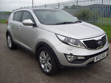 Right-hand drive Air Conditioning Sportage Cars