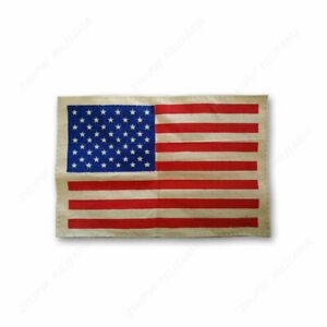 WW2 US ARMY AIRBORNE/PARATROOPER AMERICAN FLAG ARM BAND 50 star