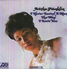Aretha Franklin - I Never Loved a Man the Way I Love You [New Vinyl] 180 Gram