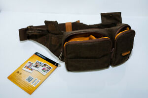 National Geographic NG A4470 Africa Camera Waist Pack (Brown)