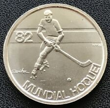 5 Escudos 1983 Portugal 🇵🇹 World Roller Hockey Championship Games • UNC