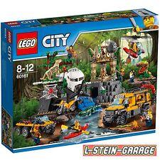 LEGO® City Dschungel 60161 Dschungel-Forschungsstation NEU & OVP
