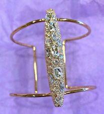 Rachel Zoe Pave Pod Cuff Bracelet
