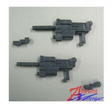 Kotobukiya M.S.G. MSG 7 Weapon Unit 1/144 Model Part DOUBLE SUB MACHINE GUN