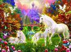 Castle Unicorns 1000 Pc Jigsaw Puzzle By SunsOut For Sale