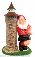 1. FC Nürnberg Fanartikel Gartenzwerg Sinwellturm 32 cm hoch Dekoration neu