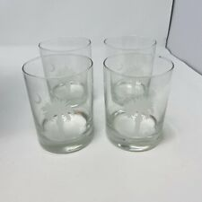 South Carolina Palmetto Moon Whiskey Glasses Rocks Set Of 4