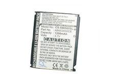 3.7V battery for Samsung SGH-i900v, AB653850CU, AB653850CE, SGH-i908e, SGH-i900