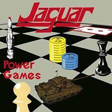 Jaguar - Power Games (NEW VINYL LP)
