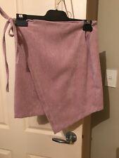 Reverse Wrap Skirt Size S