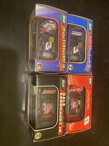 4-Dale Earnhardt Jr 1/64 Revell 3ACDELCO,3Superman,8Budweiser,31Mom&Pops