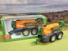 SIKU FARM AMAZONE UX11200 TRAILED SPRAYER 1/32  2276 NEW & BOXED