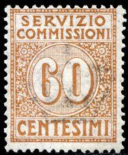 Regno d'Italia 1913 Servizio Commissioni n. 2 ** (m615)