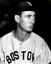 LEGENDARY RED SOX  TED WILLIAMS PORTRAIT OF GREATNESS   8X10