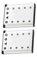 2X LI-42B LI-40B Batteries for Olympus D-765 D-770 TG-320 VG-165 VG-180 VH-210