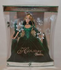 2004 Happy Holiday Barbie