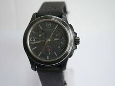 VICTORINOX CHRONOGRAPH SWISS ARMY MENS WATCH