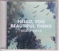JASON MRAZ Hello, You Beautiful Thing DUTCH PROMO ACETATE CD SINGLE